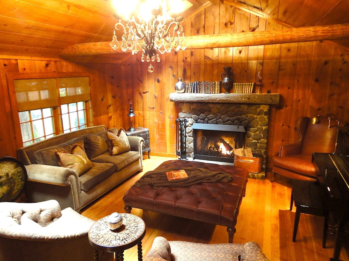 Enchanted Mt Hood Retreat * Luxury!