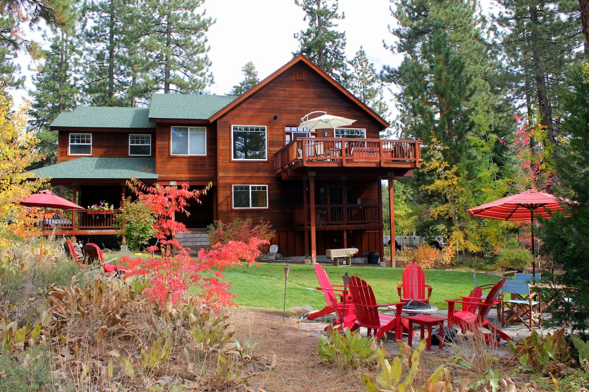 Family Friendly Oasis in Lake Tahoe
