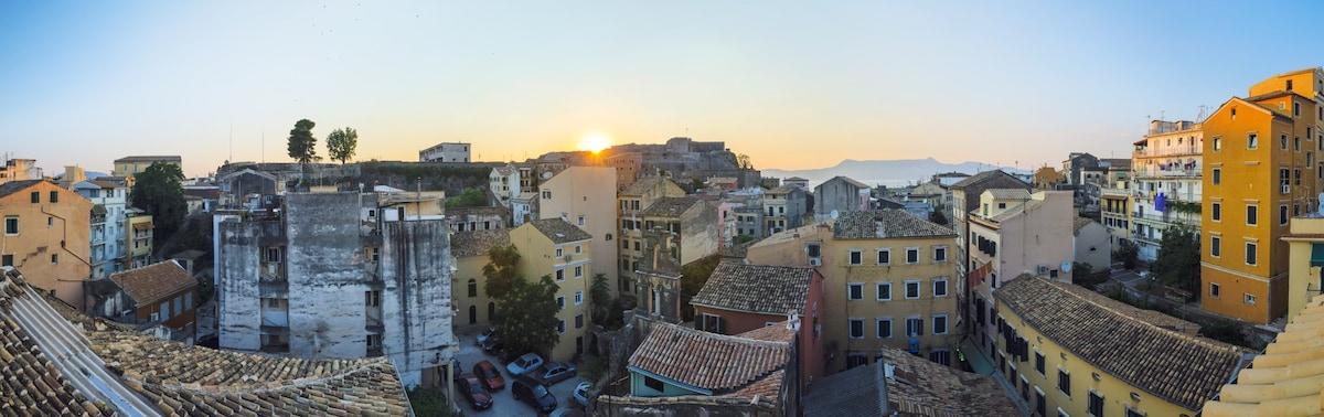 Cozy apartment in the Corfu-Centre!