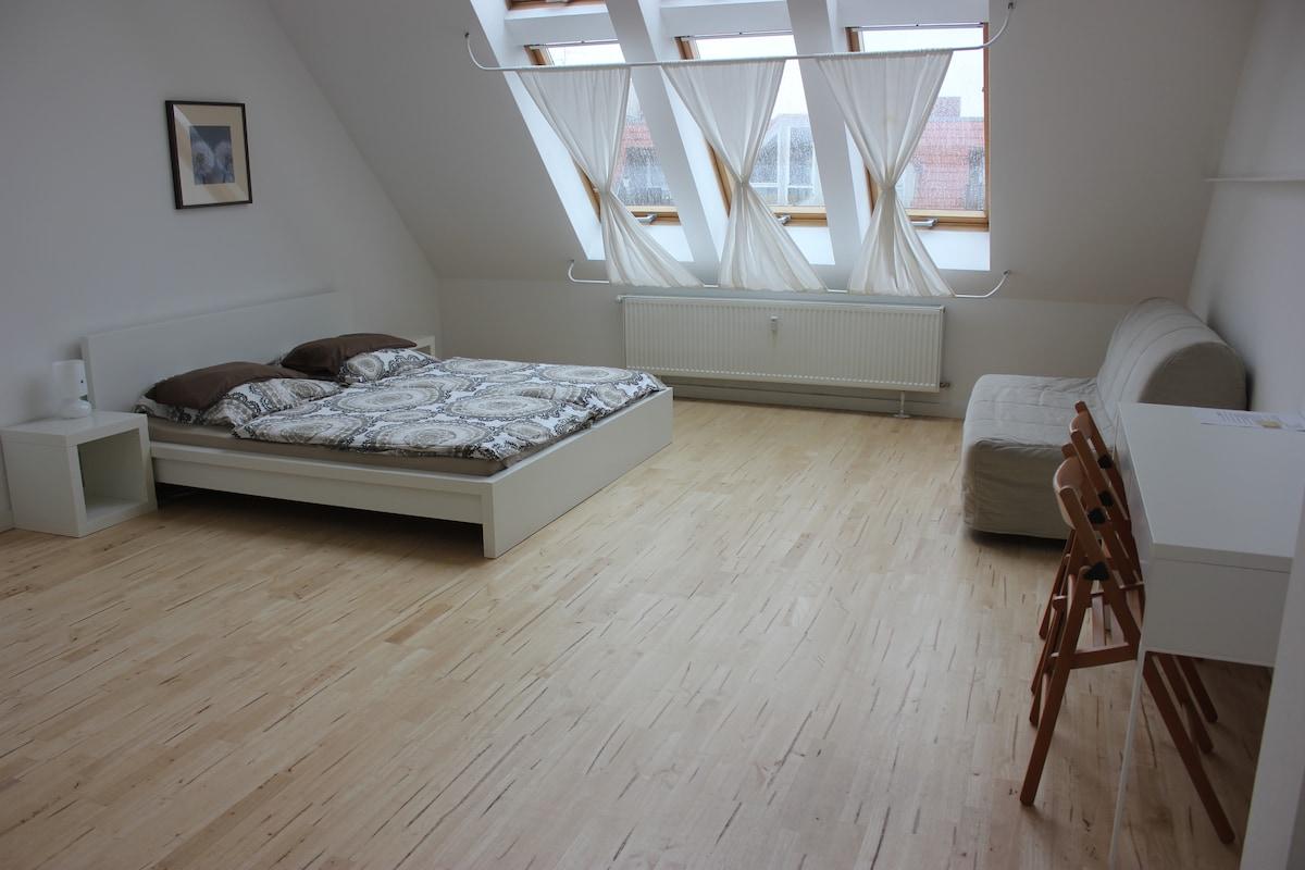 BerlinCityStay Zimmer 2