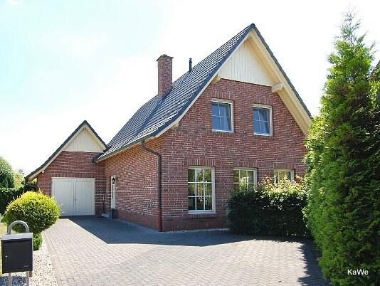 Countryside close to Dutch border