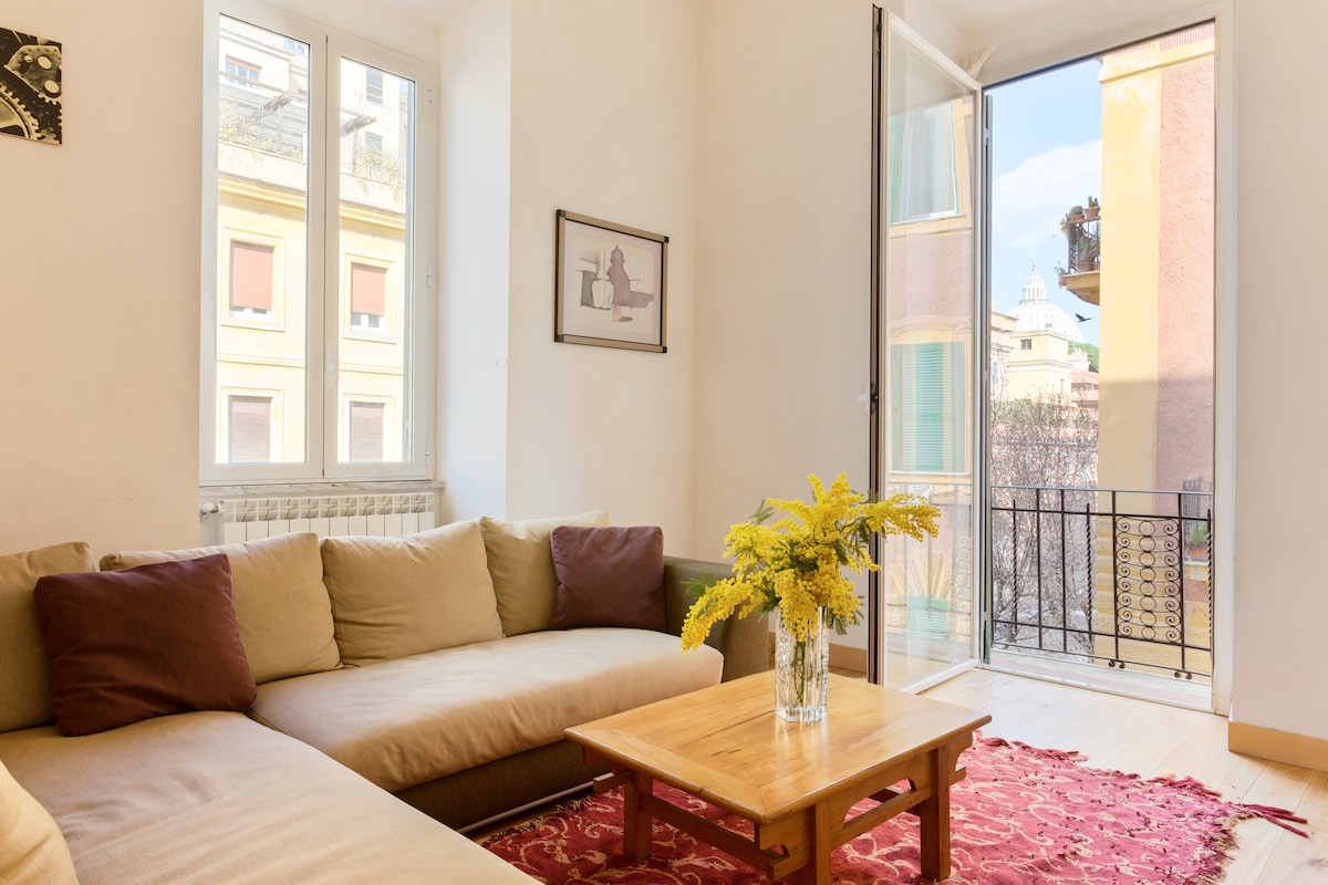 Enchanting Apartment near San Peter