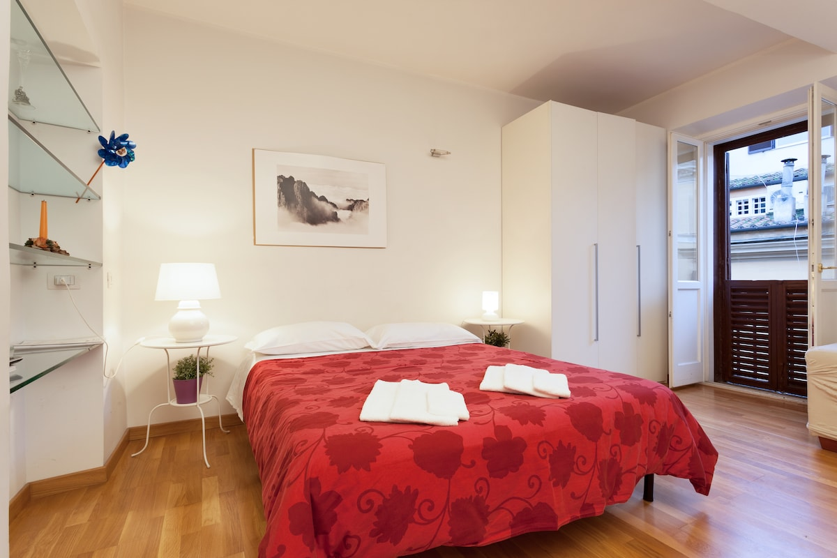 Your apartment next to piazza navon