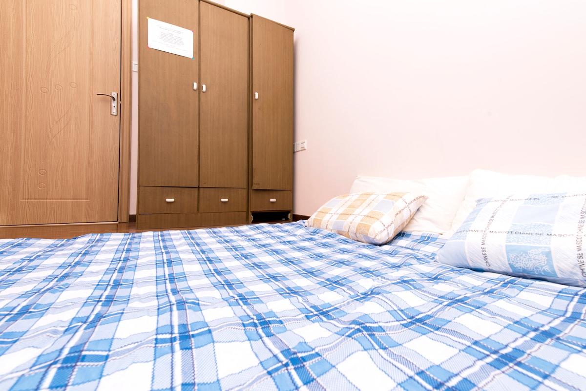 one tatami cushion in bedroom