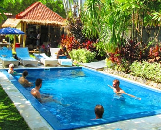 8 bed Mix dormitory in Sanur hostel