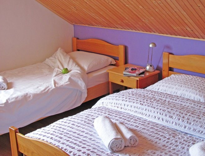 Private selfcatering rooms in Villa