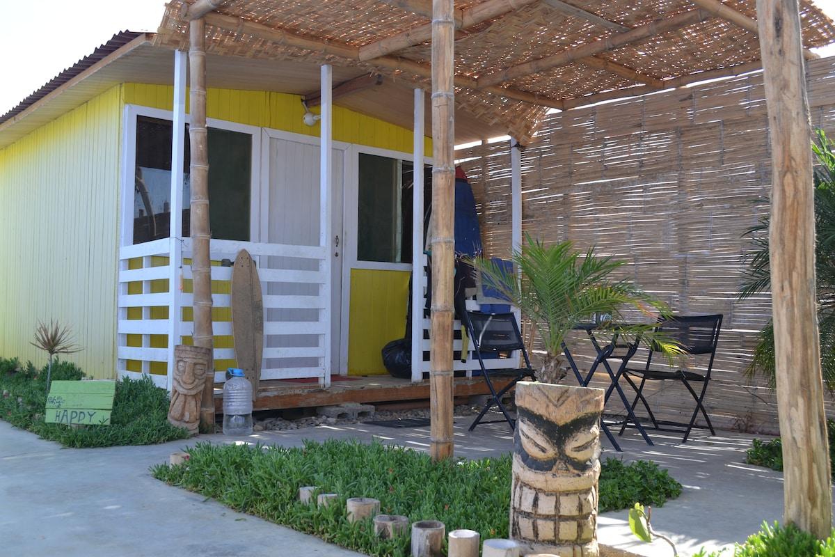3 Cabanas Lobitos