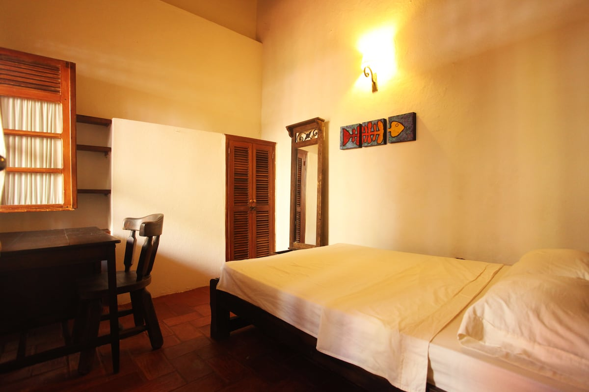 Bedroom with A/C in Getsemani !