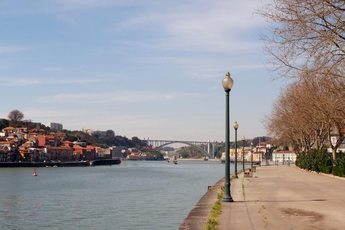 Miragaia apart_Douro, Unesco area!