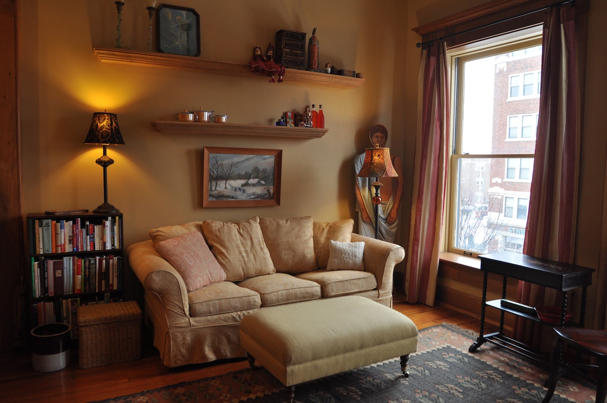 Downtown Massachusetts Avenue Condo