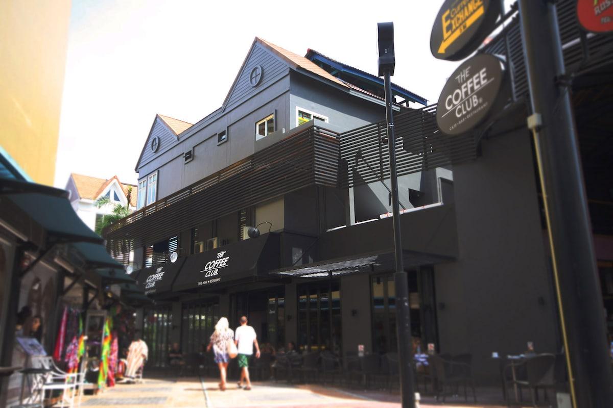 Fin Hostel Phuket @ Kata _Private 1