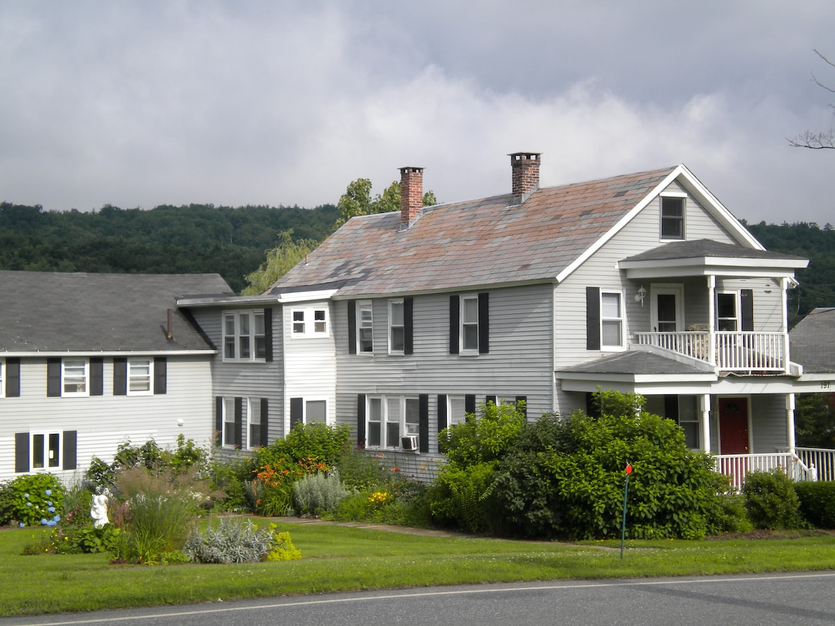 Historic stay near five colleges