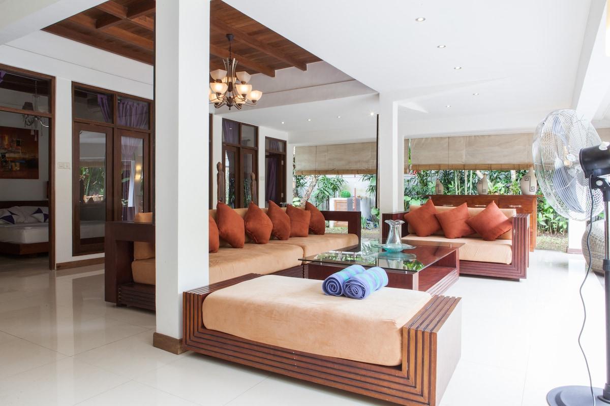 Beautifull 3 rooms villa - Seminyak