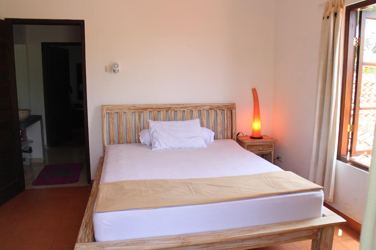 Doppelbett Zimmer Canggu Serenity