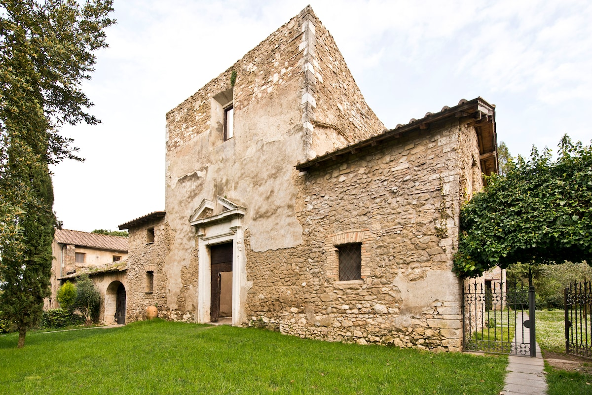 Historic house Conventino ground f.