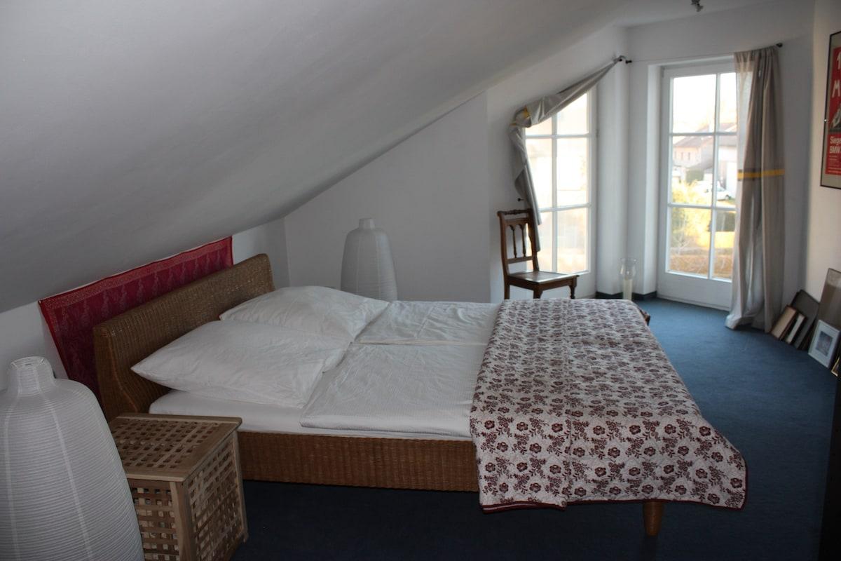 2 Zimmer-Wohnung für Messebesucher
