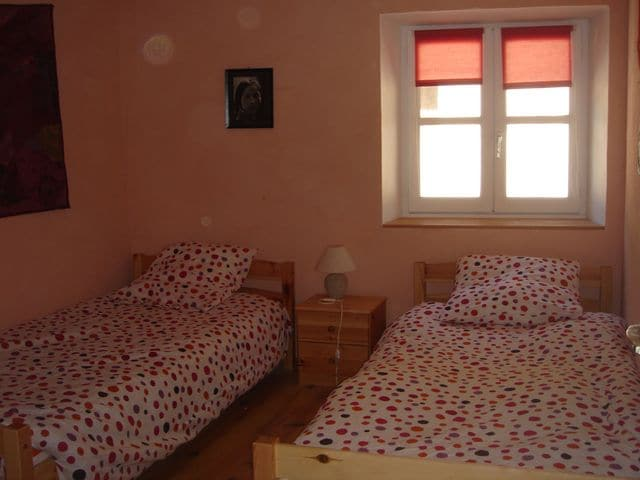 Private room in Drôme provençale