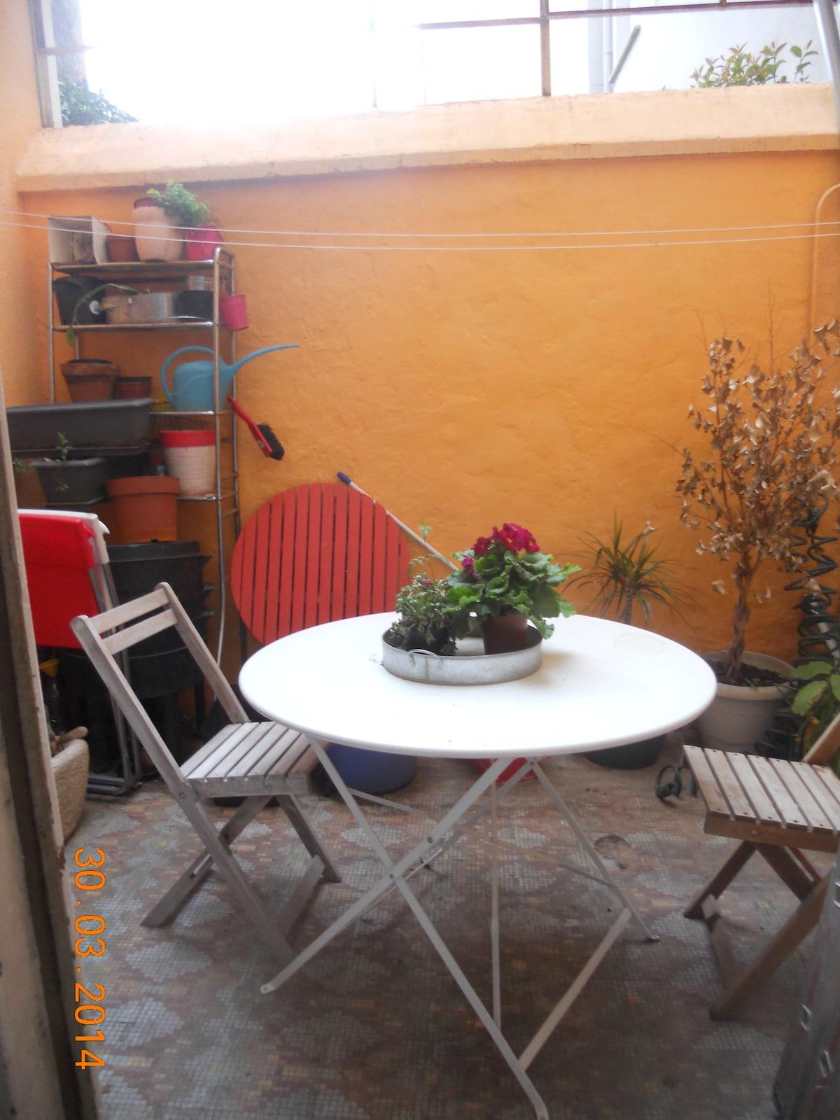 Calme et charme à Perpignan
