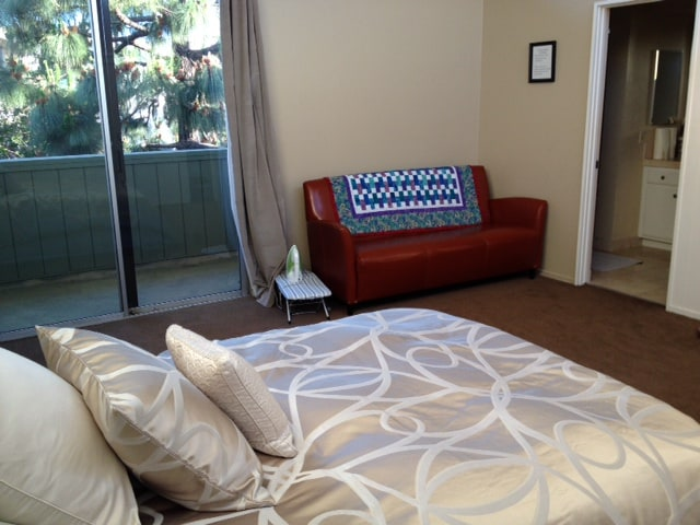 Guest Bedroom, which has its own couch.