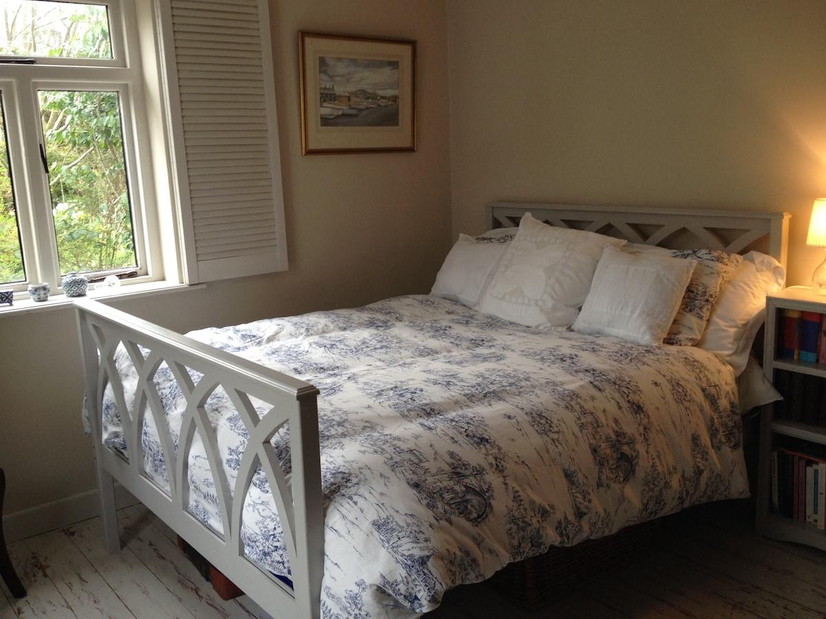 Bedroom in Artist's Cottage