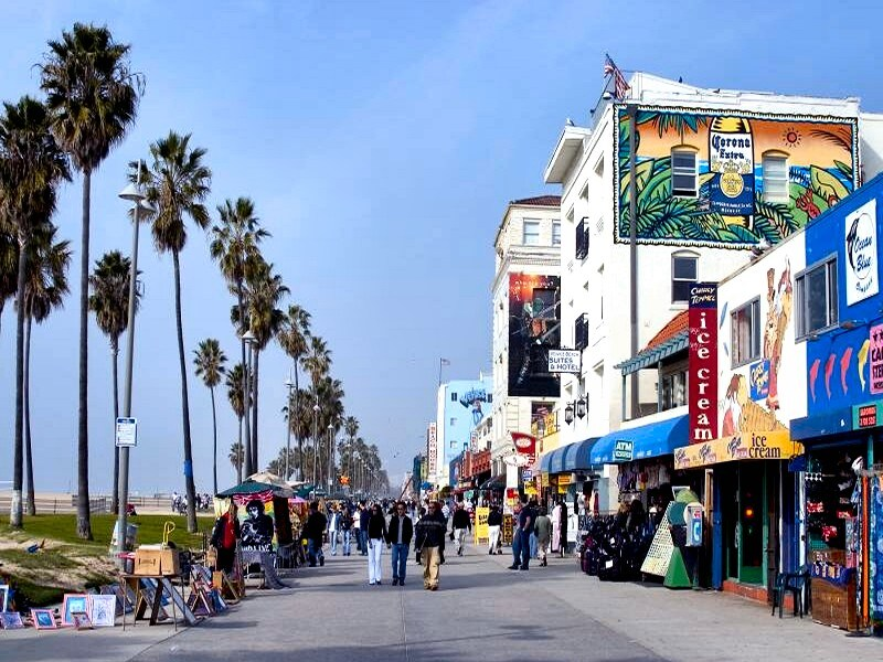 Venice BoardWalk  PLEASE READ DESCRIPTION OF THE PROPERTY BEFORE BOOKING