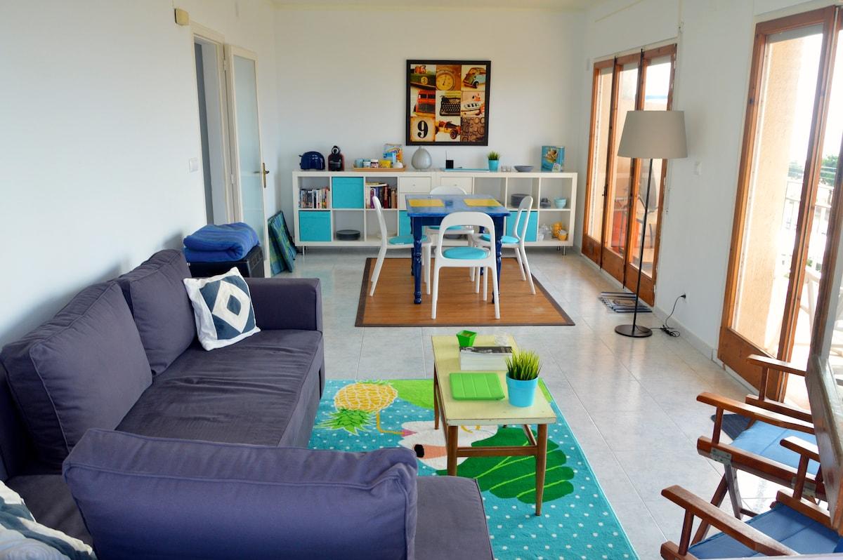 Seaview appartement Costa Brava