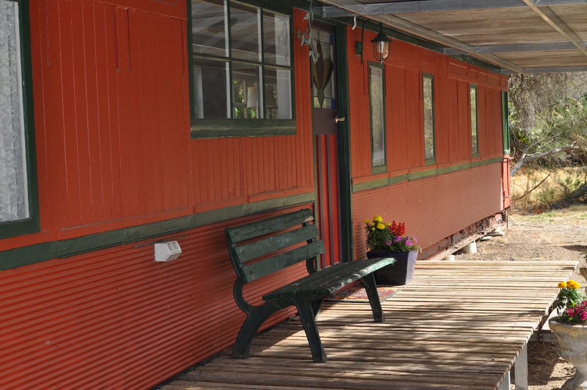 TrainCarriage SwanValley nr airport