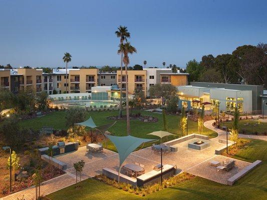 Luxury Private bed/bath San Mateo