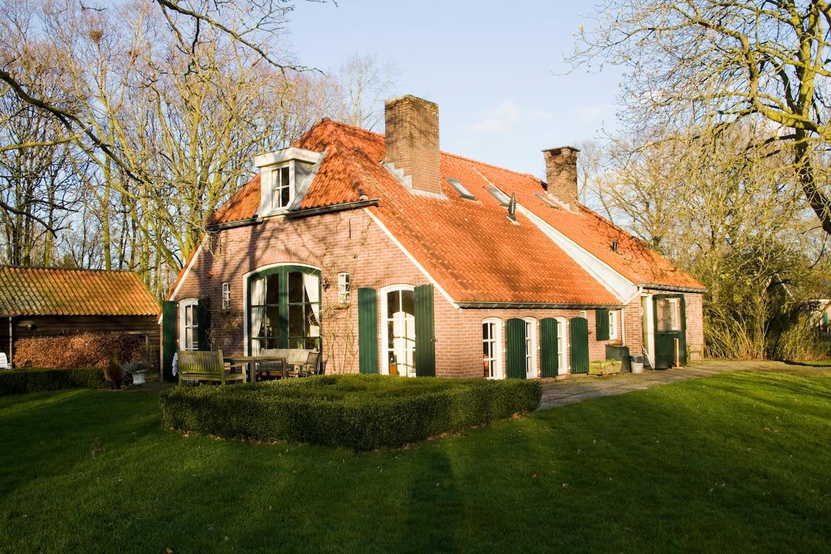 Family Farmhouse Dutch Countryside