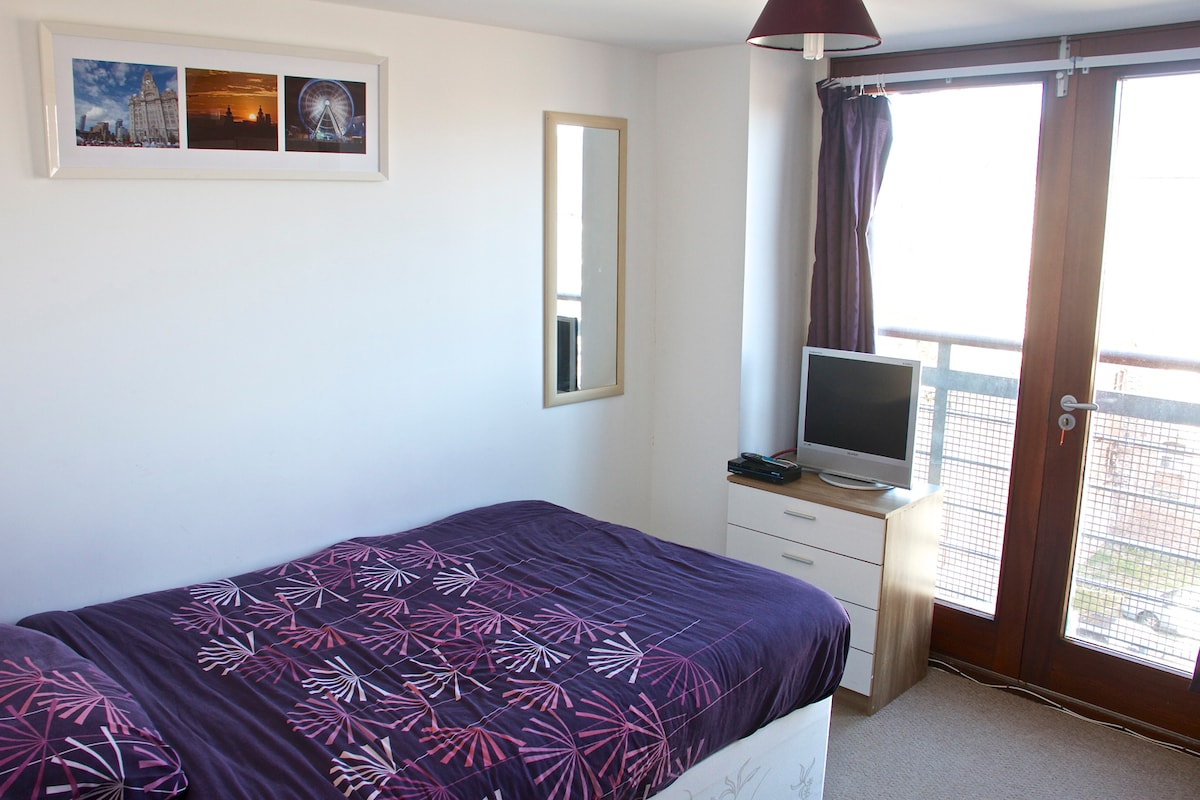 Room in Liverpool City Centre Flat