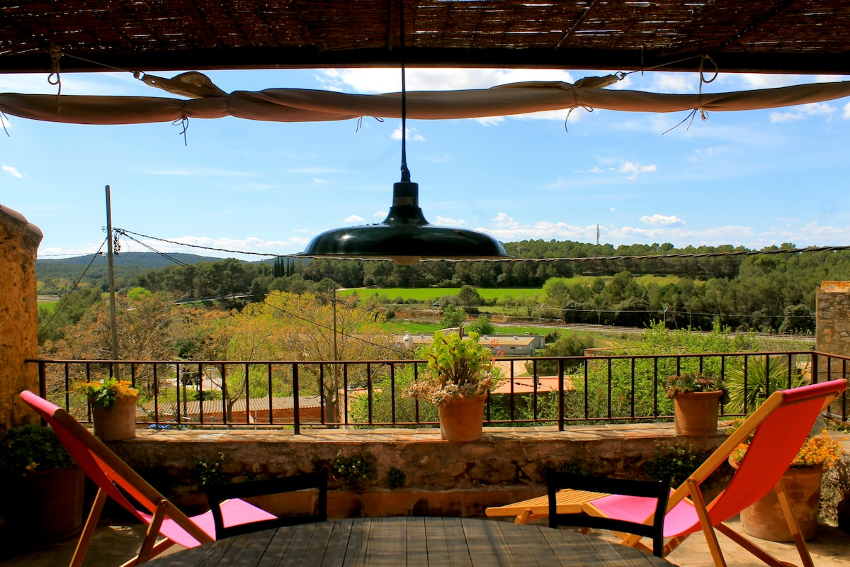Magnificient house in the Empordà