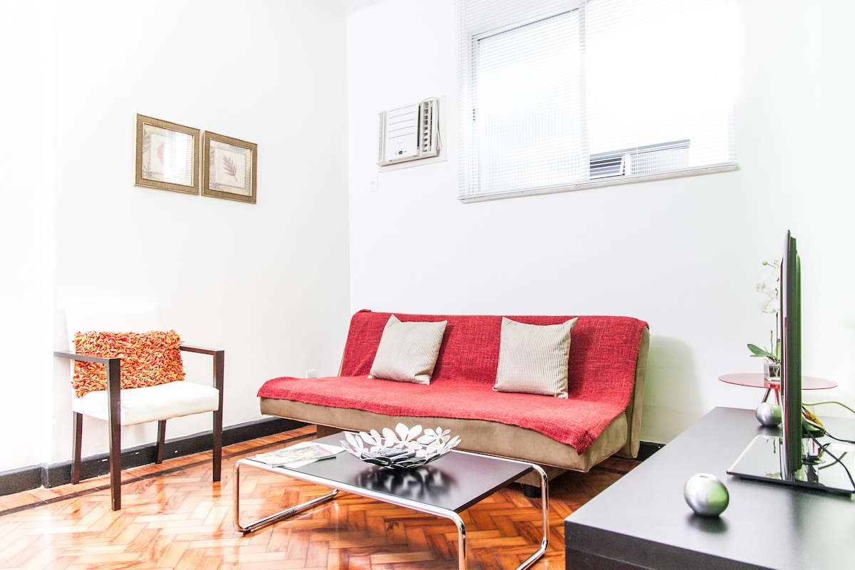 LEBLON APARTMENT BEST LOCATION RIO