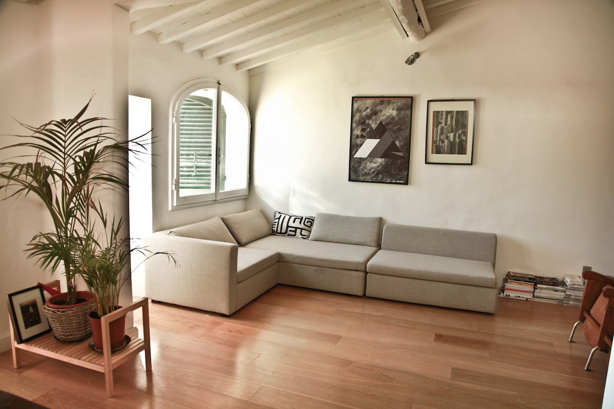 COZY LOFT IN THE HEART OF FLORENCE