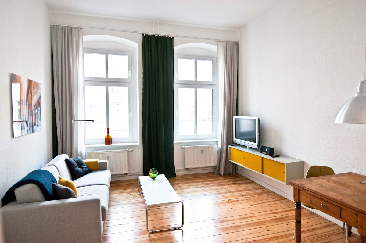 Nice 2 Room apartment at Prenzl Bg