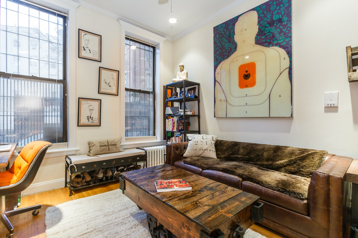Cool 1 bedroom in the West Village