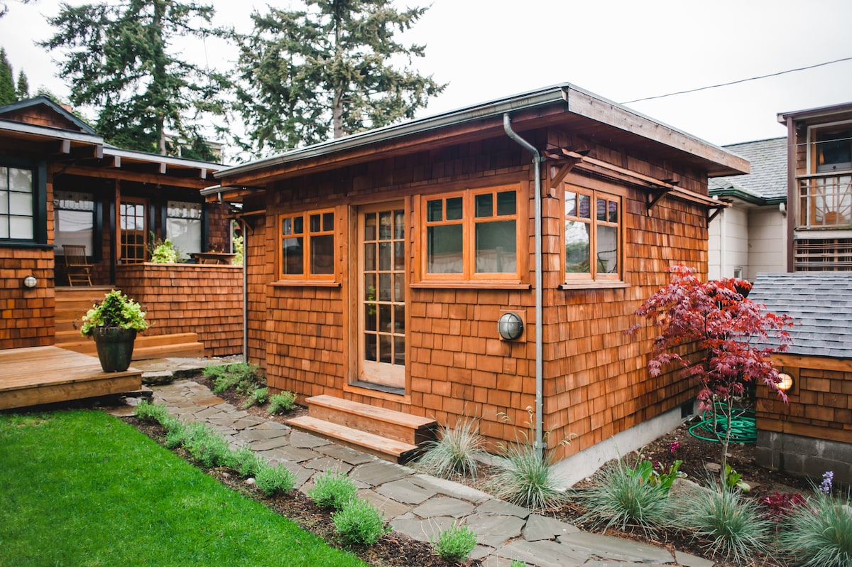 Private studio cottage in Fremont
