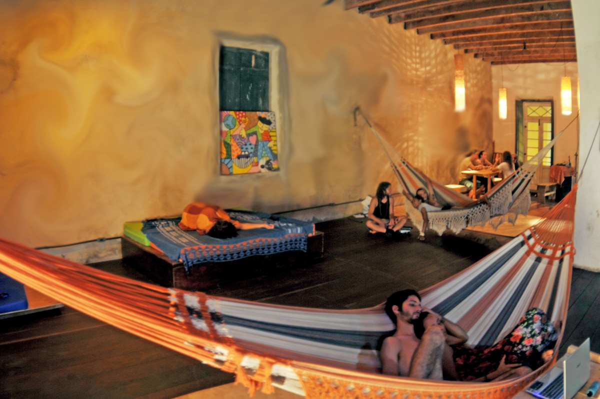 Fusion cultural 2 beds private room