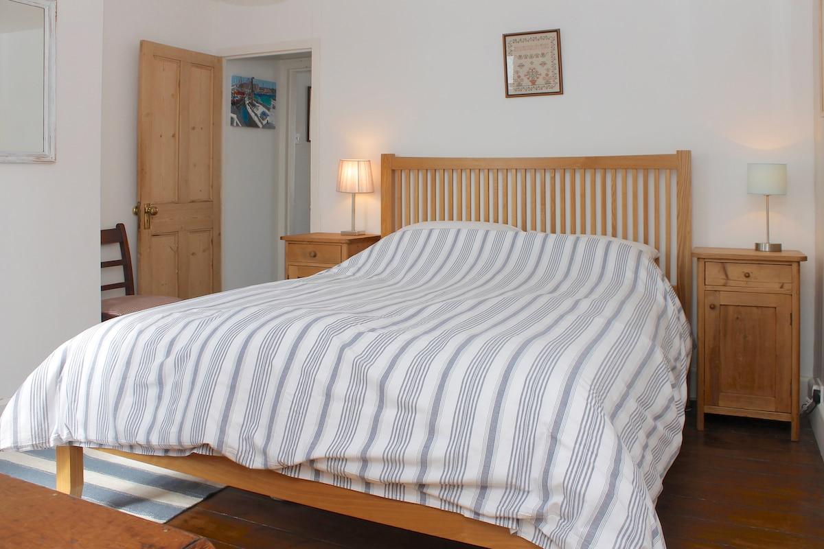 Main bedroom.  Double bed.