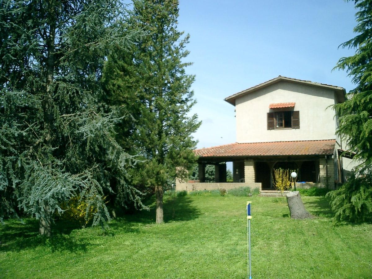 Quinta Luna, Italian Farmhouse