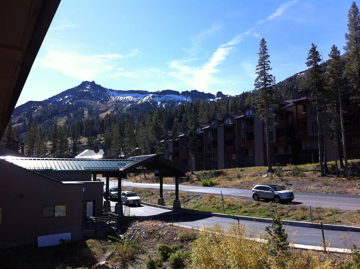 AWESOME condo on Kirkwood Mountain