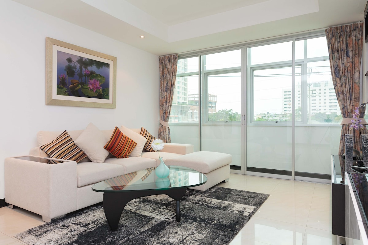 Central located 2 bedroom apartment
