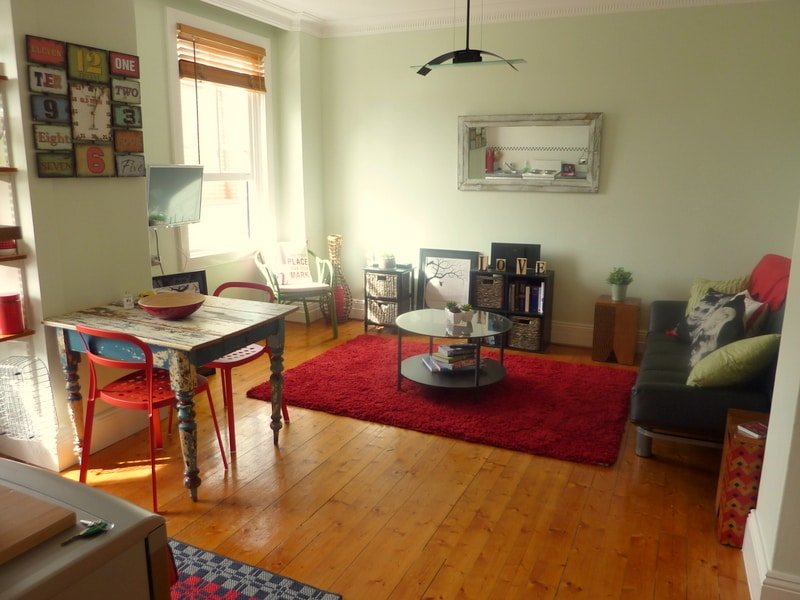 Spacious one bedroom unit with wonderful natural light