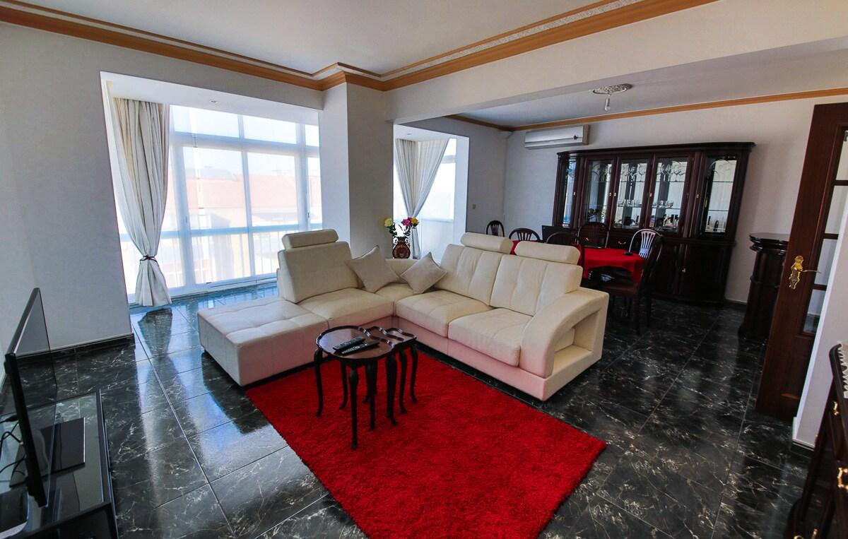Duplex apartment with huge terrace