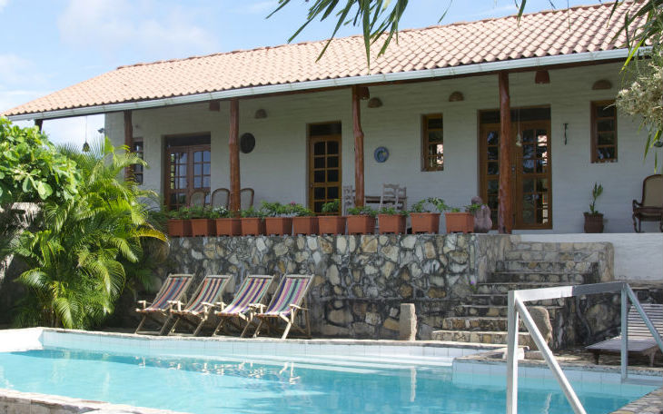 Danish hacienda in Nicaragua