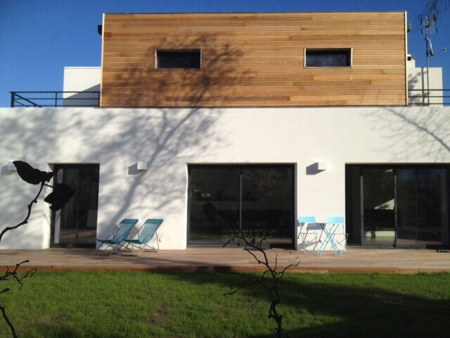 villa d 39 architecte centre biarritz. Black Bedroom Furniture Sets. Home Design Ideas