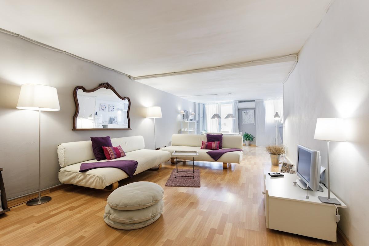 Special and Elegant Loft