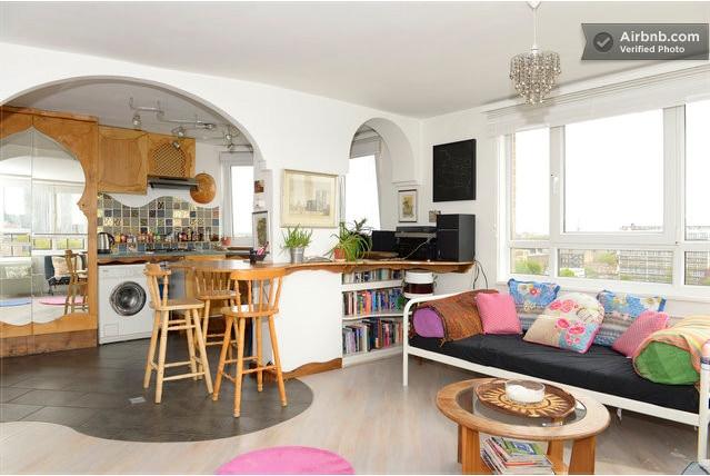 Huge living space!
