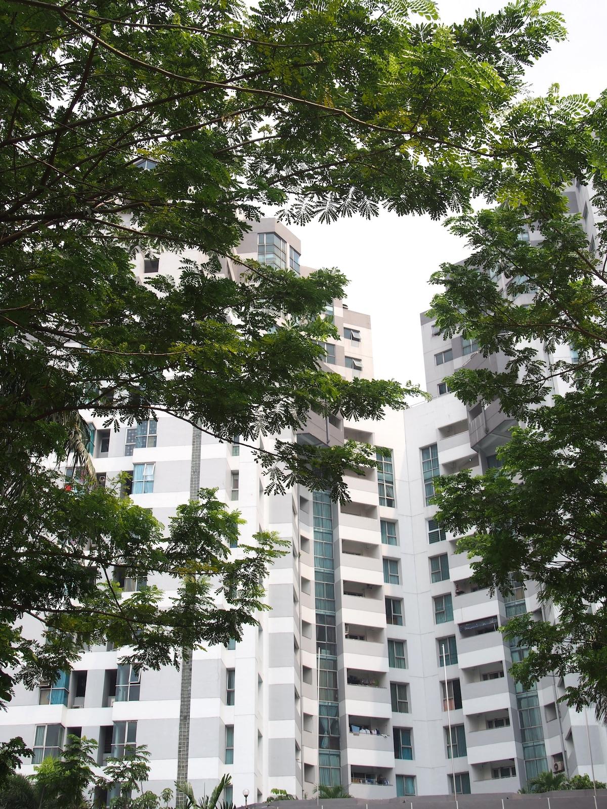 Juanda Condominium exterior