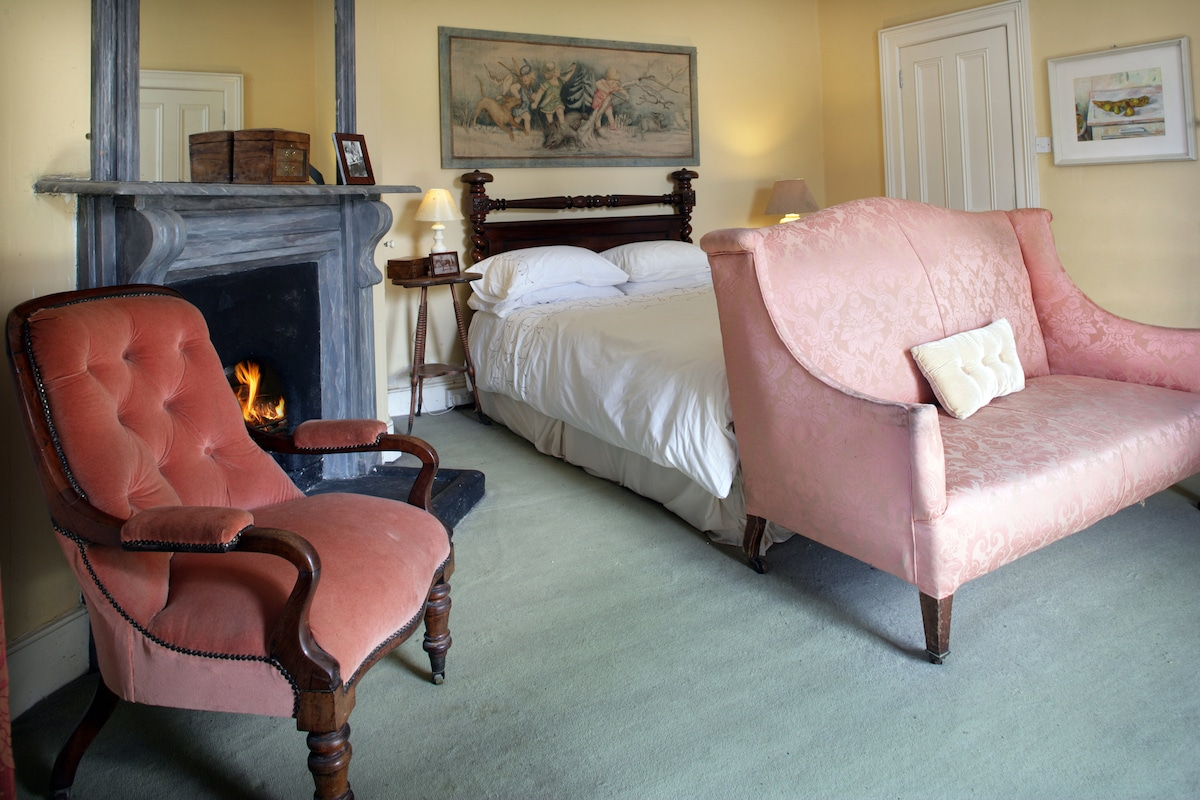Room in Irish country Castle 4