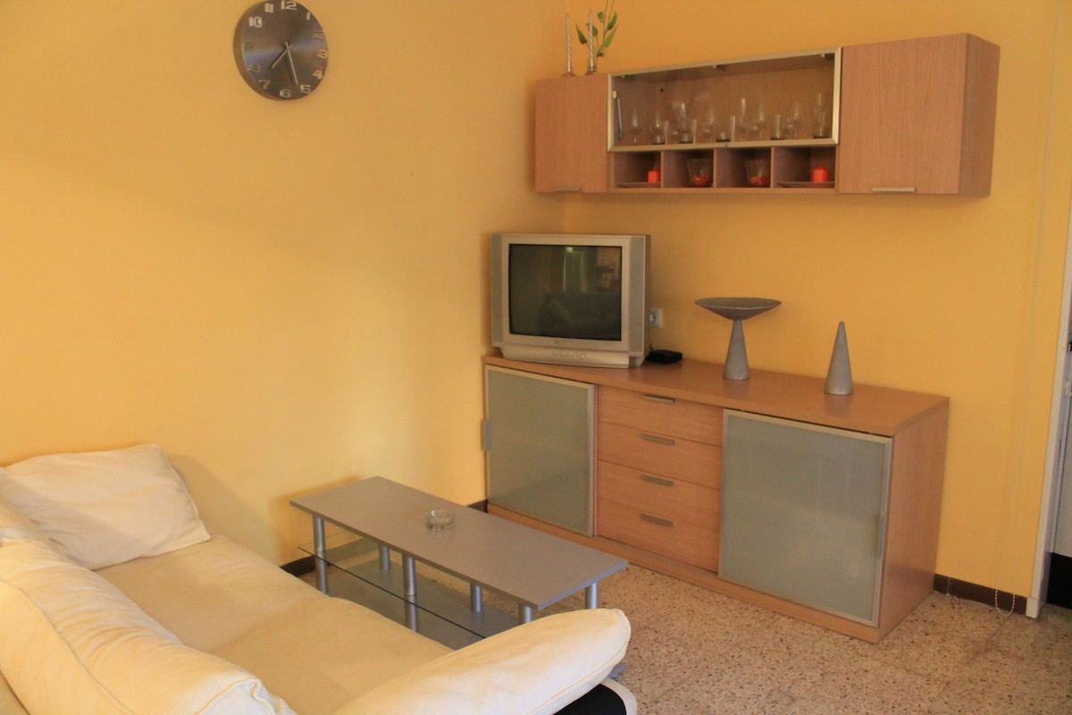 APARTMENT IN CALONGE (PLATJA D'ARO)